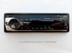 Автомагнитола Pioneer с функцией Bluetoothпод флешкуSD