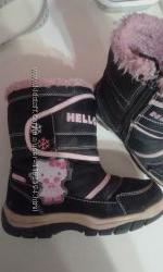 Сапожки Hello Kitty р, 28