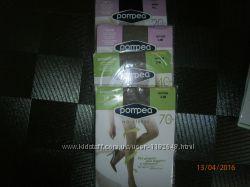 Женские итальянские колготки фирмы Pompea