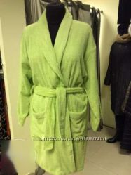Продам махровый теплый халат 100 хлопок