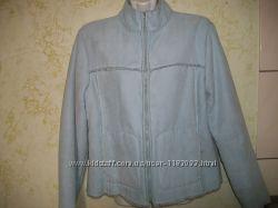 Куртка пиджак на меху на осень - весну р. 44-46