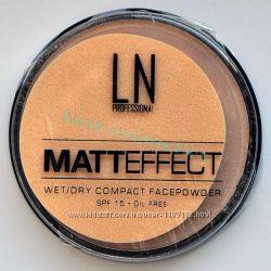 Пудра для лица Matt Effect LN