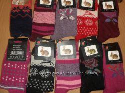 Распродажа носки  женские ангоровые, махровые, шерстяные