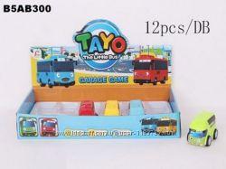 Автобусы Тайо инерционные