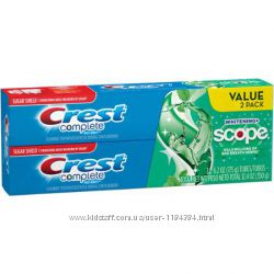Crest Toothpaste отбеливающая, освежающая зубная паста 175г