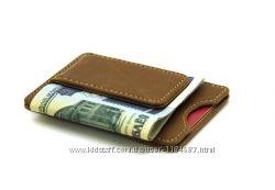 Зажим книжка для денег