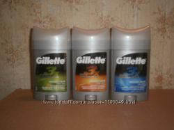Твердый дезодорант Gillette