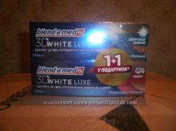 Зубная паста Blend-a-med 3D