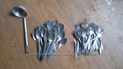 Продам советские алюминиевые ложки вилки
