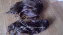 Шиньены из натуральных волос.