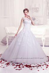Элитное свадебное платье