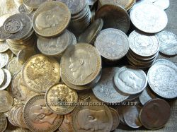 Куплю монеты для коллекции.