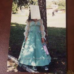 платье праздничное нарядное