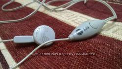 Гарнитура LG mono headset 2, 5