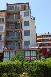 Апартаменты в Комплексе La Mer на первой линии от моря, в курортном город