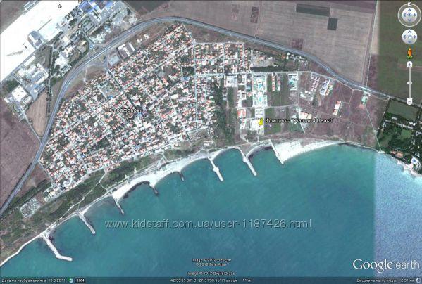 Болгария г Бургас Апартаменты в Kомплексе закрытого типа Diamond Beach