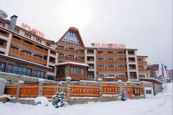 Роскошный СПА отель Св. Иван Рилски Банско Болгария