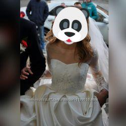 Весільна сукня весільне плаття свадебное платье