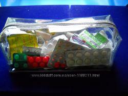 Аптечка прозрачная