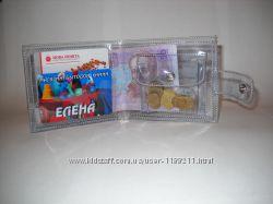 Прозрачный кошелек