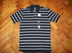 американские футболки-поло р. S-3XL