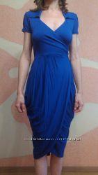 Красивое платье на запах SABRA
