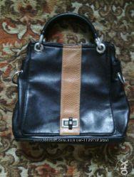 сумка черная класическая