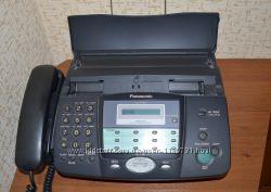 Факс-телефон Panasonic KX-FT904UA