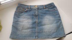 Джинсовая юбка Oasis р. 1036