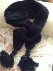 Теплющий новый шарф