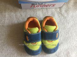 Кроссовки дышащие See Kai Run стелька 13, 5см размер 20-21