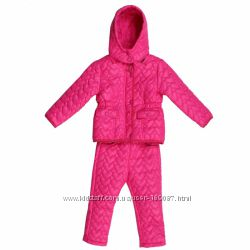Красивый теплый, розовый костюм  KENZO