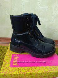 Стильные ботинки для девочки 31 р
