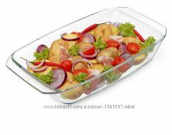 Жаростойкая стеклянная посуда SIMAX Чехия различных форм и объемов