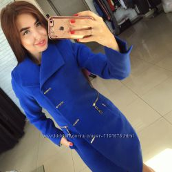 New Осень 2016 Женское пальто Vol Ange Сабина