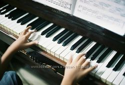 Уроки фортепиано пианино, синтезатор