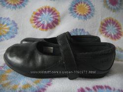 Туфельки школьные Крокс