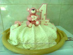 Торт на день рождение девочке