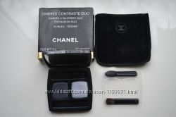 Оригинал, тени Chanel Ombres Contraste Duo 30 Bleu - Tendre
