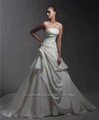 Суперское свадебное платье