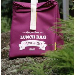 Для ланча термосумка Lunch Bag L