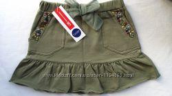Нарядая юбка для девочки с камешками, Original Marines