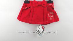 Зимняя юбочка Hello Kitty от Original Marines на крошку 6-9 месяцев