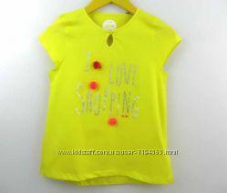 Летняя футболка для девочки, Tom Tailor