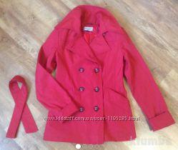 Яркий треч  плащик  деми. курточка, размер S