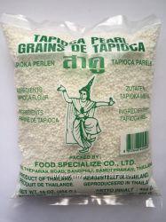 Жемчужины тапиоки tapioca pearl мелкие 454 гр