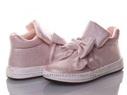 Демасезонні черевички з бантиком 13c6c70c6c235