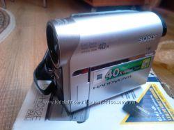 Видеокамера sony DCR HC52E