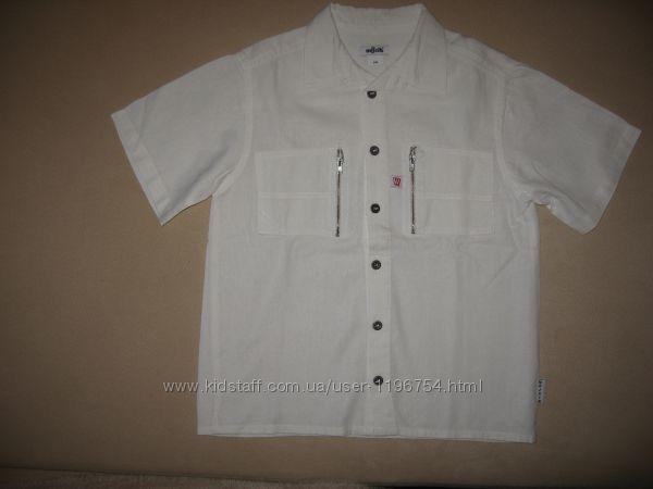 Рубашка с коротким рукавом на мальчика Wojchik, р. 146 см