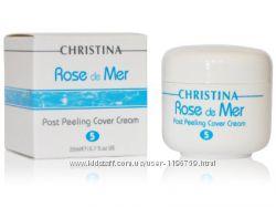 Кристина Роз де Мер кавер крем постпилинговый тональный крем